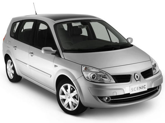 renault grand scenic 2008 review