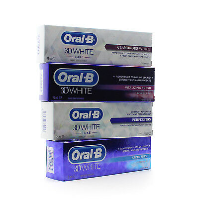 oral b 3d white luxe toothpaste review