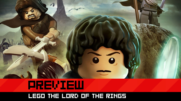 lego lord of the rings 3ds review