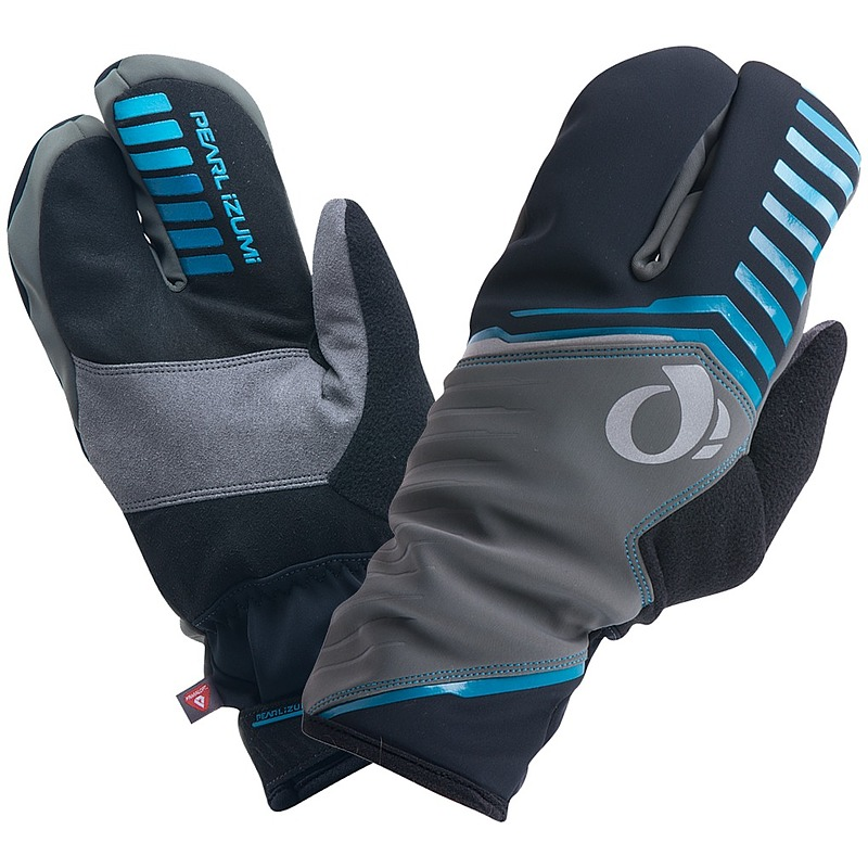 pearl izumi lobster gloves review