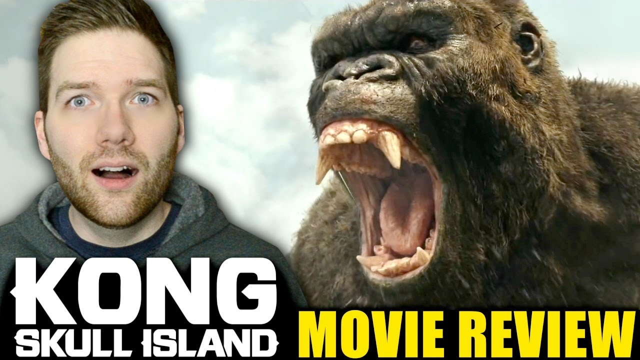 kong skull island review youtube