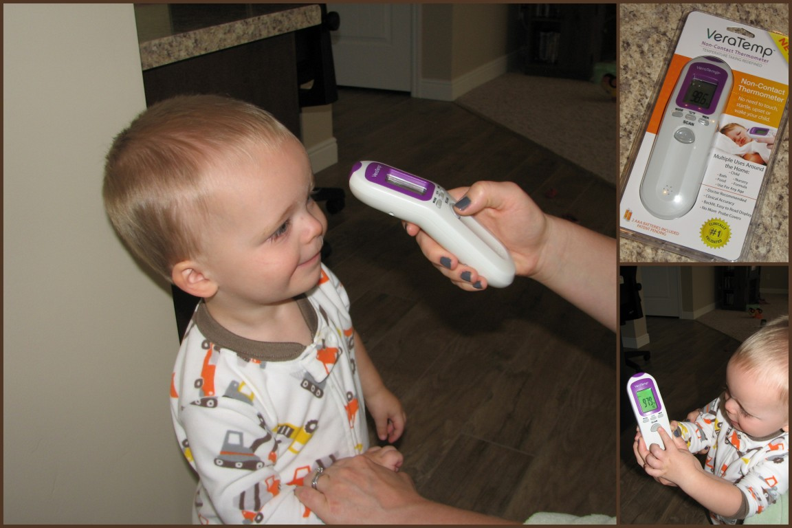 veratemp non contact thermometer review