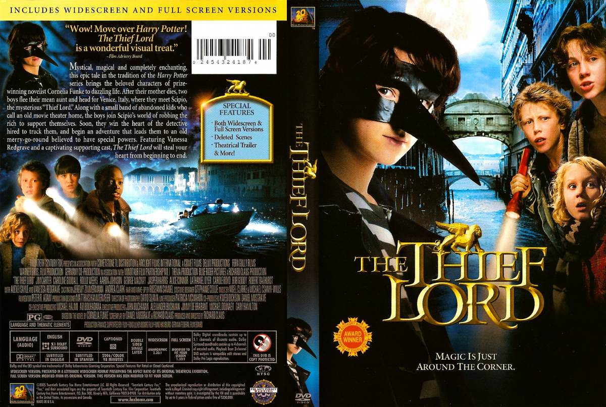 the thief lord movie review