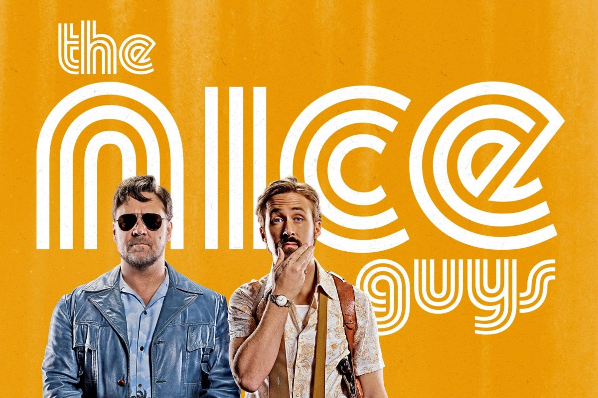 the nice guys film review