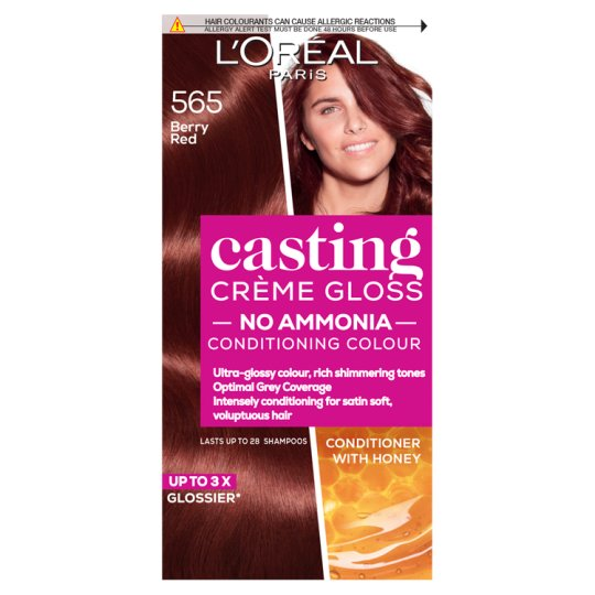 l oreal casting creme gloss burgundy review