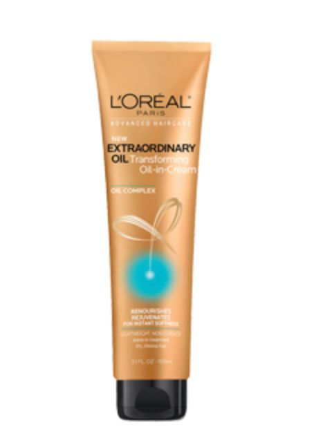 l oreal extraordinary oil in cream review