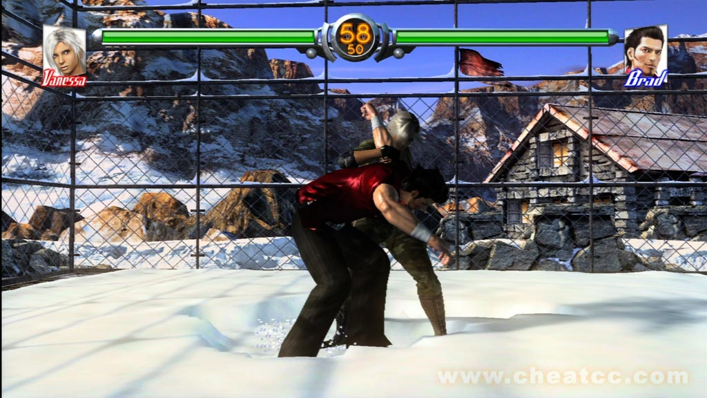 virtua fighter 5 ps3 review