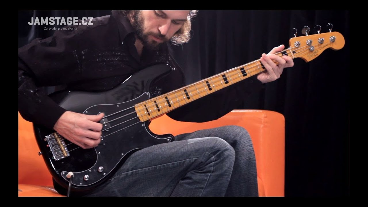 squier classic vibe 70s precision bass review