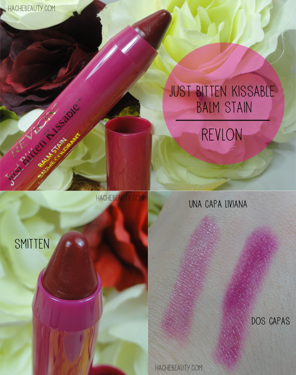 just bitten kissable balm stain review