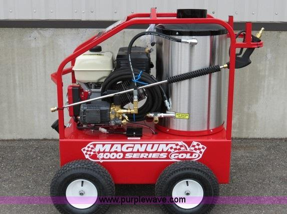 magnum 4000 series gold pressure washer reviews