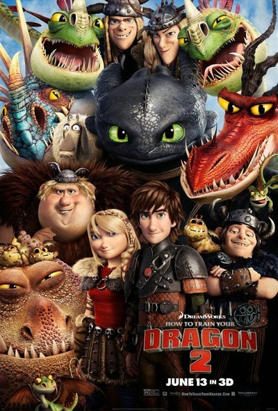 movie review how to train your dragon