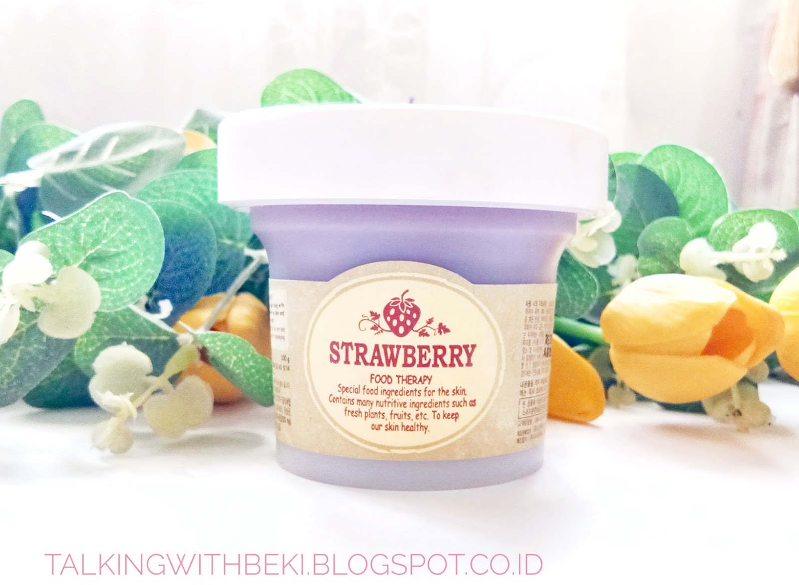 skinfood wash off mask review
