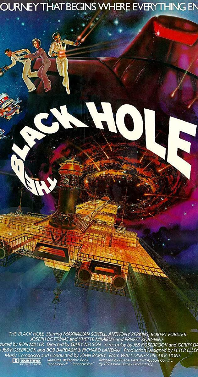 the black hole movie review