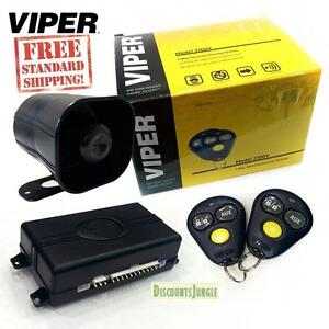 viper car security system review