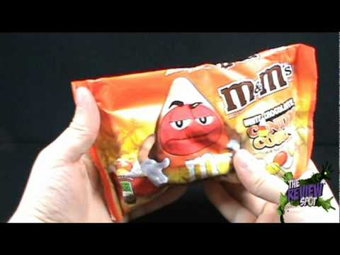 white chocolate m&ms review